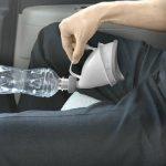 Orinal unisex portátil para camioneros, viajeros y emergencias en la carretera