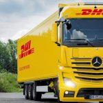 DHL necesita 500 nuevos camioneros a nivel Europeo. Salario según convenio