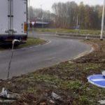 Catorce personas atacan a un camión en Bélgica para robar la mercancía