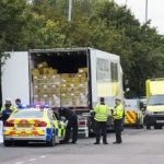 Detenido un camionero rumano, que llevaba 15 niños escondidos en un camión frigorífico