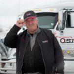 Cumple 50 años de camionero con 11 millones de km … sin un sólo accidente.