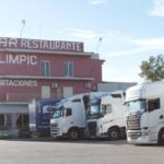 83 Gasolineras y Restaurantes de España en los que se presta servicio a los transportistas