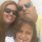 El camionero fallecido el viernes, deja esposa, una niña de 7 años, y una bebé de 4 meses