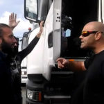 Algunos camioneros hartos, piden recibir a los CDR con barras de hierro y atravesar las barricadas