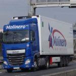 Molinero Logística, ofrece puestos de trabajo a conductores para tripulación doble en Camión Tráiler