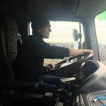 Estas son las esclavas condiciones de trabajo de una conocida empresa de Transporte de Almería