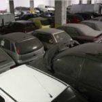 Subastan 400 coches del depósito municipal: Mercedes Benz C220 – 7.000€, Audi A3 -3.600€,  incluso históricos!!