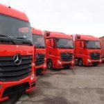 Empresas rumanas obligadas a vender los camiones por falta de conductores