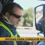 ¿Dopaje entre los camioneros? Drogas para evitar quedarse dormido en la carretera