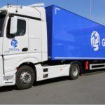 GEODIS alquila tractoras sin conductor para transporte internacional desde diferentes zonas de España