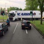 Conductores de camiones  y cuentos de hadas de la Unión Europea