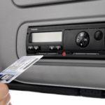 «La regla de 1 minuto» en el tacógrafo, y mover el vehículo en el estacionamiento; puedes pagarlo muy caro