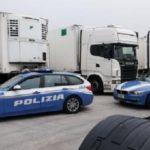 Imputados dos empresarios y siete camioneros por fraude al tacógrafo con dobles tarjetas
