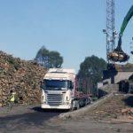 """Los camioneros amenazan con vetar a Ence por prohibir el acceso al """"camionero del Martillo"""""""