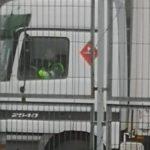 """Los usuarios """"cazan"""" el camión camuflado de la DGT en Galicia"""