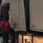 Se pasó 'seis pueblos': detenido en Viana el conductor de un camión que sextuplicó la tasa de alcohol