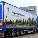 Finlandia permitirá Megacamiones de 34,5 metros a partir del 21 de enero