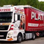 Platzer Austria-España, necesita «Urgente» camioneros a 3000 €uros por aumento de flota