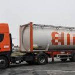 Incautados 24 camiones por dumping social en Bélgica
