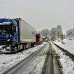 La nieve y el frío ponen en alerta a 14 comunidades, incluida Navarra en rojo