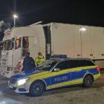 Policía descubre trucos sorprendentes de los transportistas al tacógrafo