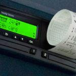 Desde el 20 de agosto, seguirán obligatorios los registros del tacógrafo de los últimos 28 días