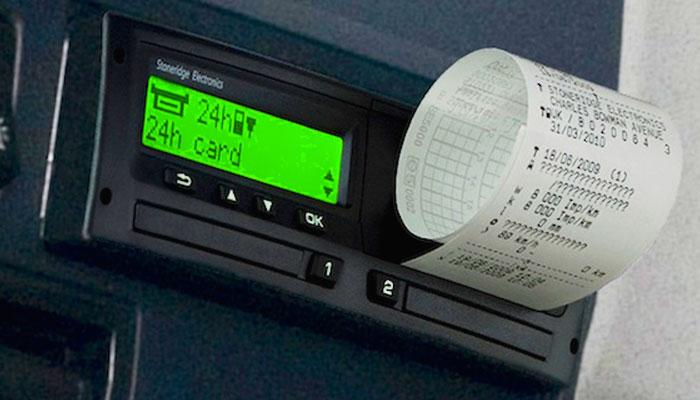 Resurge el debate sobre el tacógrafo en las furgonetas