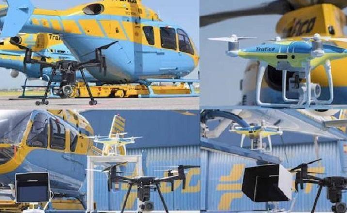 Ojo con las multas realizadas por los drones de la DGT… pueden ser ilegales
