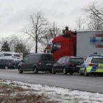 El Camionero que murió solo en la cabina en fin de año, estuvo tres días fallecido