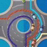 La forma correcta de circular por una rotonda, explicada de la forma más sencilla posible