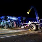 Acusan de asesinato a un camionero, al morir su copiloto que descansaba en la cabina del camión viajando
