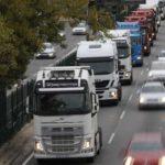 Los camioneros saldrán a la calle para manifestarse en los próximos días por el escaso interés de la administración para solucionar los problemas