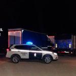 Guardia Civil de Quintanar detiene a 5 personas, sorprendidas robando la carga de camiones en Corral de Almaguer