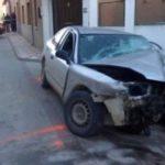 Fallece al empotrarse contra un edificio huyendo de la Policía después de ocurrir un robo