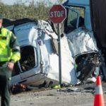 Los cinco jóvenes muertos en una colisión entre un turismo y un camión en Sevilla volvían de trabajar