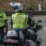 Un Guardia Civil de tráfico: Siento mucho respeto por los transportistas, ofrezco todo lo que humanamente esté en mi mano