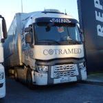 Cotramed necesita conductores C+E a jornada completa
