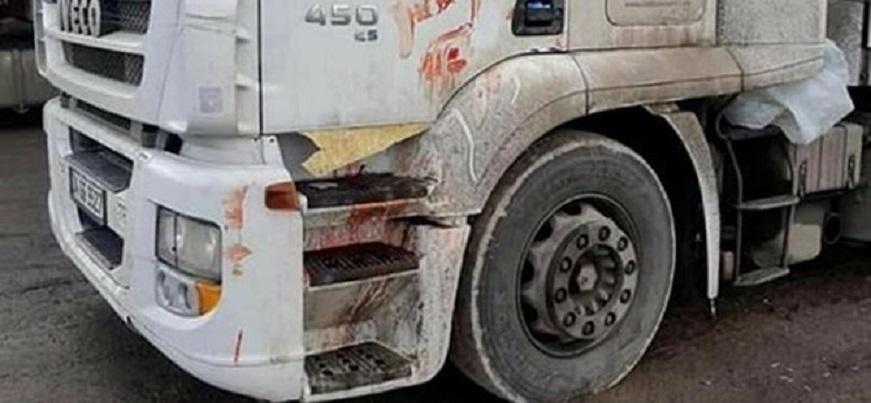 Un camionero muere degollado de 20 cuchilladas tras defenderse de un atraco en un aparcamiento en Ucrania