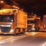 Disputa entre Guardias Civiles y Policías Forales para multar a un camión