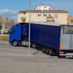 Detenidos tres brasileños por conducir camiones de gran tonelaje con permisos falsos