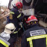Muere un camionero  de 41 años en la AP-7 por fatiga y exceso de jornada laboral