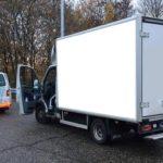 Denunciando un empresario con 8.000€ por falta de tacógrafo en el camión