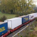 Esta autopista ferroviaria cruzará Francia y retirará 22.000 camiones de las carreteras.