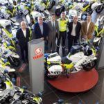 La Guardia Civil estrena 178 Yamaha FJR1300 en 2019
