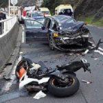 Fallecen dos jóvenes motoristas de 29 y 35 años en Barakaldo y Deba