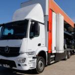 Presentan en Vigo un camión polivalente que puede eliminar 1 de cada 5 trailers en Europa