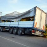 Detienen a un camionero que volcó sextuplicando el nivel de alcoholemia en Murcia