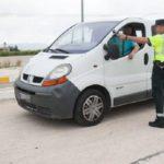Multados más de 700 camiones, furgonetas y buses durante la última campaña de la DGT en Murcia