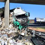 Descendió el número de muertes en carretera, sin embargo hubo más muertes entre los camioneros
