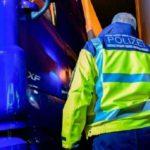 79 camioneros capturados ebrios conduciendo en dos horas en Alemania. El más borracho era un conductor rumano
